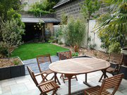 Table terrasse jardin